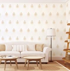 【无缝墙布】欣奥伦刺绣墙布L版本605,定高2.9米 (III)