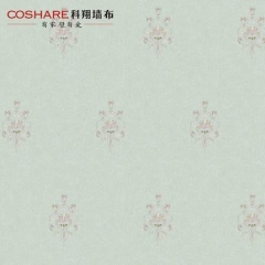 【天丝无纺布】科翔欧式无缝墙布丝语2-罗袖,定高2.75米( Ⅲ)