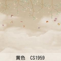 【天丝无纺布】科翔美式无缝墙布,颜1-望舒,定高2.75(Ⅲ)