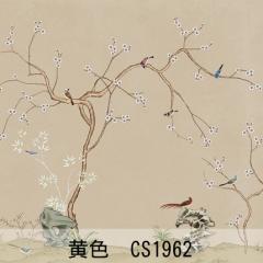 【天丝无纺布】科翔美式无缝墙布 ,颜1-珵美 ,定高2.75米( Ⅲ)