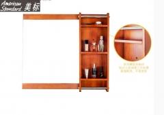 【浴室柜镜】美标新境系列挂墙式柜镜900MM, CVASND90-SC0N300C0(Ⅰ)