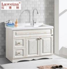 【洗衣柜】拉维纳全玉石+玉石盆洗衣柜,SRD-1812,1200*550*880mm(Ⅲ)