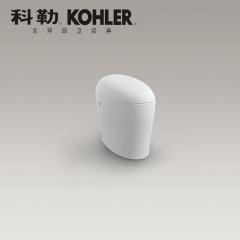 【智能马桶】科勒尚思一体超感座便器(商务版)K-77780T-0,700*418*523mm(Ⅰ)