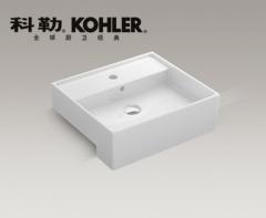 【台盆】科勒德塔半嵌入式台盆K-20338T-1/8-0(Ⅰ)