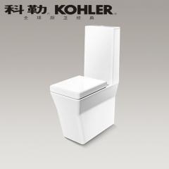 【马桶】科勒瑞芙3/6升分体座便器K-17178T-S2/SP2-0(Ⅰ)