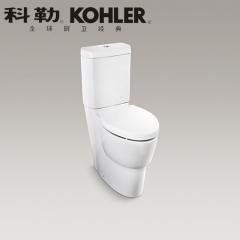 【马桶】科勒欧芙分体座便器K-17737T-S2-0,680×396×786mm(Ⅰ)