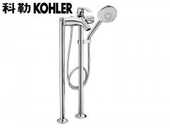 【配件】科勒K-18492T-CP星珀落地支架(Ⅰ)