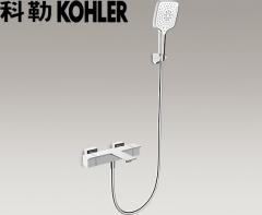 【花洒】科勒K-72844T-9-CP思丹挂墙式浴缸花洒龙头(致巧型)(Ⅰ)