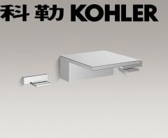 【龙头】科勒K-97910T-4-CP萝瑞双把缸边式浴缸龙头(Ⅰ)