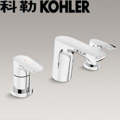 【龙头】科勒K-98867T-4-CP利奥8寸脸盆龙头(Ⅰ)