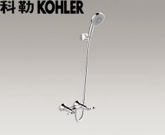 【花洒】科勒K-99031T-4-CP凯尔登挂墙式花洒龙头(Ⅰ)