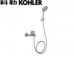 【花洒】科勒K-99037T-4-CP瑞芙尼挂墙式浴缸花洒龙头(Ⅰ)