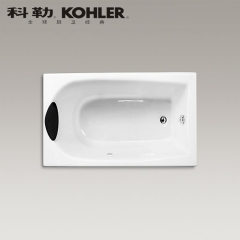【浴缸】科勒奥帝安32寸泡泡浴缸升级电子面板K-18212T-GE1/GE2-0(Ⅰ)