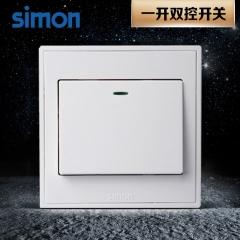 【C5系列】西蒙开关插座C5系列白色 (Ⅰ)