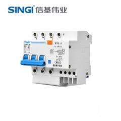 【漏电保护断路器】信基伟业DZ47LE-63系列漏电保护断路器3P+N (Ⅱ)