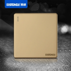 【ST-A5】四通金色ST-A5开关插座面板(Ⅲ)