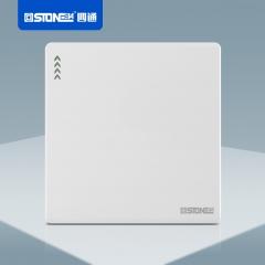【ST-M1】四通白色ST-M1开关插座面板(Ⅲ)