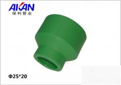 【冷热水管】保利绿色异径接头 (Ⅲ)
