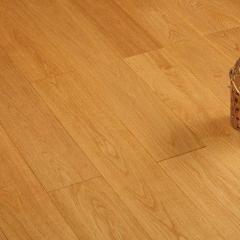 【实木】大友地板橡木耐磨陶瓷面G-6025,910*125*18(Ⅰ)