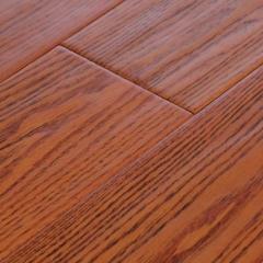 【实木】大友地板美国红橡仿古手抓纹阳光滨州,1210*157*22(Ⅰ)