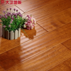 【多层实木】大卫地板  枫桦浅红色立体仿古F07G01-F1-12 ,910*127*15(Ⅰ)