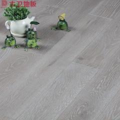 【多层实木】大卫地板 栎木灰调情怀 F17G23-F3-12,910*127*15(Ⅰ)