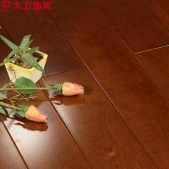 【实木】大卫地板  欧洲枫桦 菌菇色S50LG02,910*122*18(Ⅰ)