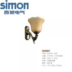 【欧颂系列】西蒙家居照明灯具LED欧颂系列壁灯 (Ⅱ)