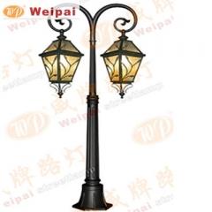 【庭院灯】威牌金牌压铸铝庭院灯,高1.4米,不含光源,6161 (Ⅲ)