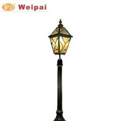 【庭院灯】威牌金牌压铸铝庭院灯,高1.2米,不含光源 , 6145 (Ⅲ)