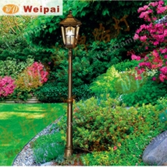 【庭院灯】威牌金牌压铸铝庭院灯,高1.7米,不含光源,6185 (Ⅲ)