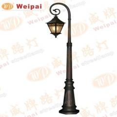 【庭院灯】威牌金牌压铸铝庭院灯,高1.8米,不含光源,6328 (Ⅲ)