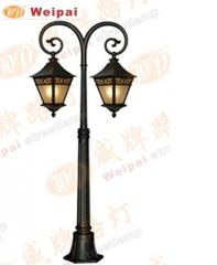 【庭院灯】威牌金牌压铸铝庭院灯,高1.4米,不含光源,6333 (Ⅲ)