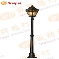 【庭院灯】威牌金牌压铸铝庭院灯,高1.7米,不含光源,6335 (Ⅲ)