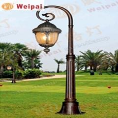 【庭院灯】威牌金牌压铸铝庭院灯,高1.4米,不含光源,6379 (Ⅲ)