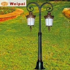 【庭院灯】威牌金牌压铸铝庭院灯,高1.4米,不含光源,6403 (Ⅲ)