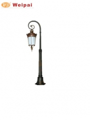 【庭院灯】威牌金牌压铸铝庭院灯,高1.4米,不含光源,6406 (Ⅲ)