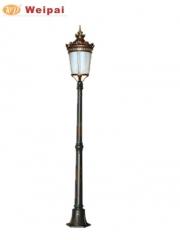 【庭院灯】威牌金牌压铸铝庭院灯,高1.7米,不含光源,6407 (Ⅲ)