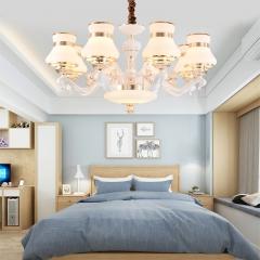 【吊灯】A3灯都世家66926欧式风格客厅锌合金吊灯(Ⅴ)
