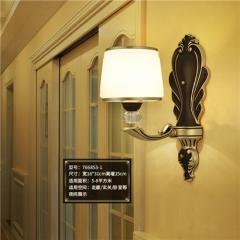 【壁灯】A2 灯都世家 766853美式客厅锌合金壁灯(Ⅴ)