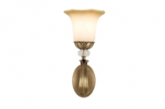 【壁灯】美世尚品XD086欧式简约全铜壁灯(Ⅴ)