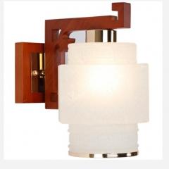 【壁灯】A2格莱美F6176新中式客厅实木壁灯(Ⅴ)