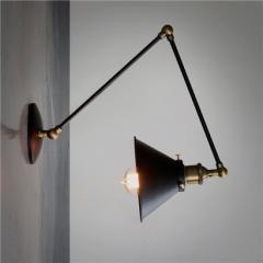 【壁灯】欧杰思78105-1D北欧简约壁灯(Ⅴ)