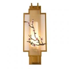 【壁灯】A2传灯录B2016/B2013新中式客厅铁艺壁灯(Ⅴ)