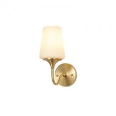 【壁灯】A2木明原 8806卧室床头客厅田园风背景墙壁灯(Ⅴ)