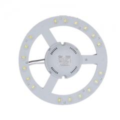 【光源】A6创的 CD-15WLED吸顶灯改造灯圆形灯盘环形灯条替换节能光源(Ⅴ)