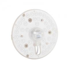 【光源】A6创的 CD-16WLED吸顶灯改造灯圆形灯盘环形灯条替换节能光源(Ⅴ)