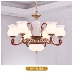 【吊灯】正益照明8022简约现代锌合金吊灯(Ⅴ)