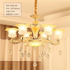 【吊灯】正益照明8068欧式吊灯(Ⅴ)