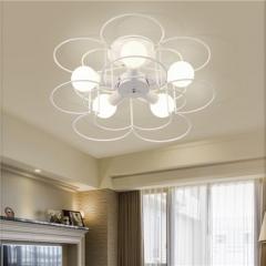 【吸顶灯】 贺曼照明1839   美式卧室铁艺书房田园艺术餐厅吸顶灯(Ⅴ)